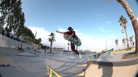 Jose M. Roura | Ten Tricks at Skate Agora - Be Skate Mag