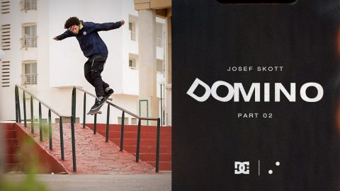 "Josef Skott in DC's ""Domino"" Part 02 