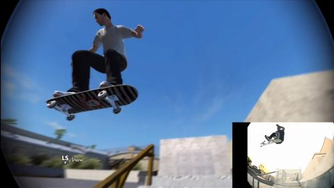"Josh Hawkins ""A Happy Medium 3"" Skate 3 Remake 