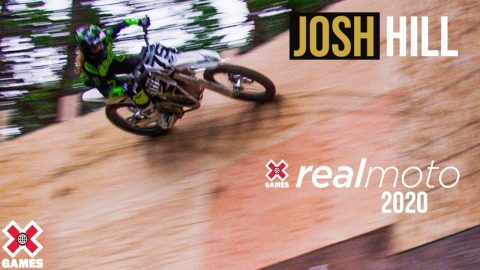 Josh Hill: REAL MOTO 2020 | World of X Games | X Games