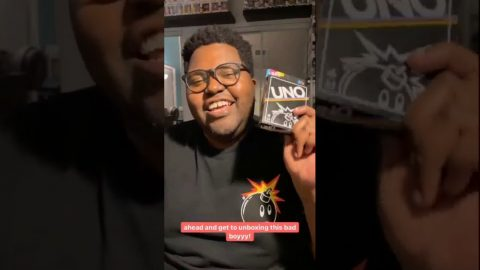 Josh Hotness Unboxes the all-new The Hundreds X Uno Cards | THE HUNDREDS