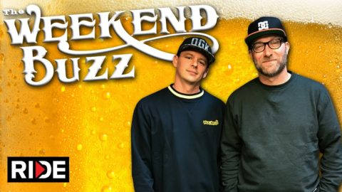 Josh Kalis & Mike Blabac: Drunk Photography & Opinions! Weekend Buzz Season 3, ep. 120 pt. 1 - RIDE Channel