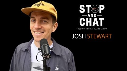 Josh Stewart - Stop And Chat  | The Nine Club With Chris Roberts | The Nine Club