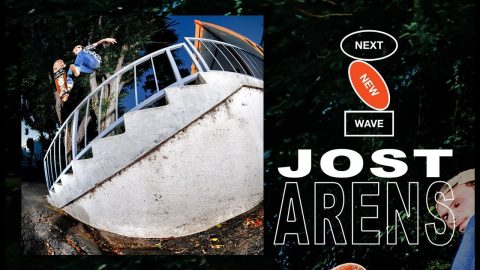 Jost Arens | Next New Wave | The Berrics