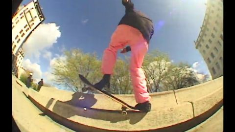JP Villa and Steph Khou in 'Fellas' | Freeskatemag