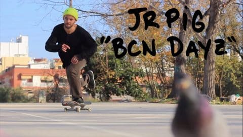 Jr. Pig - BCN Dayz - Black Media