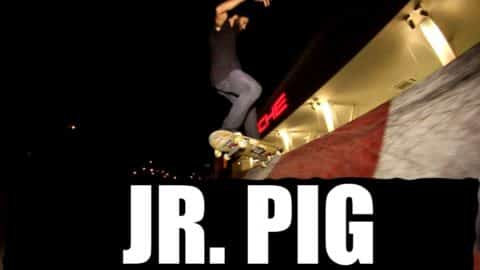 Jr. Pig - Na Bota - Black Media