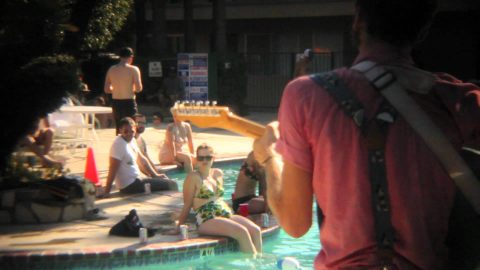 JRF5 Pool Party - Lurkville Skateboards