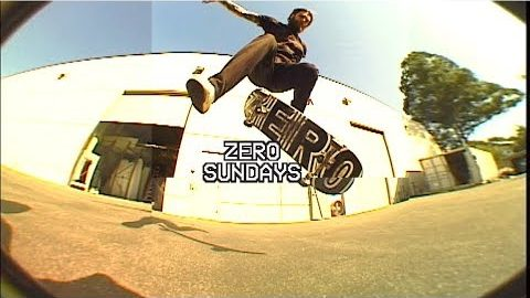 JS Lapierre & Dylan Jaeb game of skate | Zero Sundays - ep 16 | Zero Skateboards