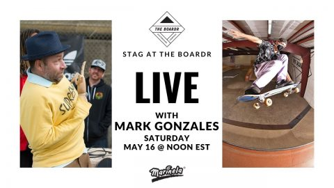 Judging a Skateboarding Contest with Mark Gonzales: Stag at The Boardr Presented by Marinela | TheBoardr