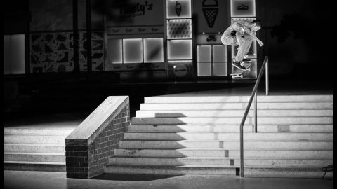 Julian Christianson | Recruited | The Berrics