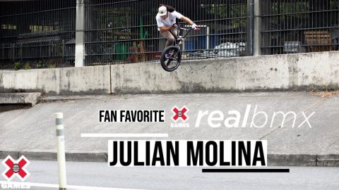 Julian Molina Fan Favorite: REAL BMX 2020 | World of X Games | X Games
