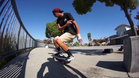 June Saito ~ Balancing Act - Krux Trucks