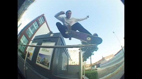 """JUST FILM"" RAW - Welcome Skate Store 