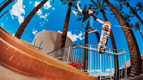"Justin Bishop's ""Ditch Your Vision"" Part 