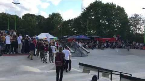 Justin Sommer - Last Trick German Championship | Reell Teamriders