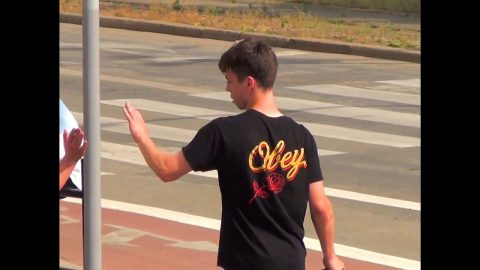 KACPER WITASZEK | BIZZY WELCOME PART | Bizzy Skateboards