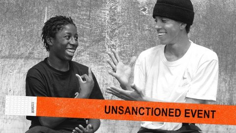 Kader Sylla Vs. Seven Strong - Unsanctioned Event | The Berrics
