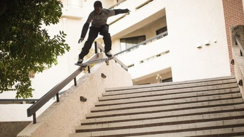 Kader Sylla   Welcome to the Family - RVCA