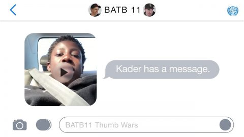Kader Sylla Won't Be Competing In BATB 11 | The Berrics