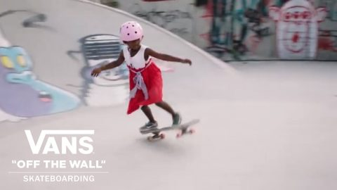 Kamali The Little Ripper From Mahabs | THIS IS OFF THE WALL | VANS - Vans