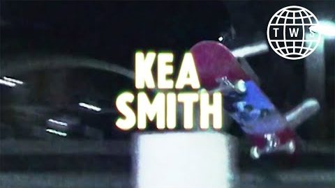 Kea Smith, Footy Or Fiction Part | TransWorld SKATEboarding