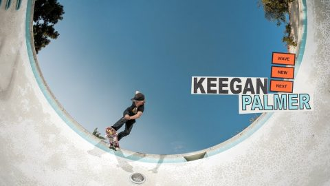 Keegan Palmer | Next New Wave - The Berrics