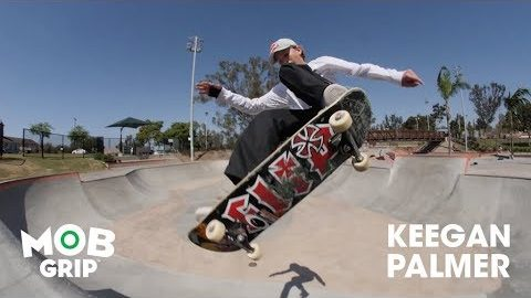 Keegan Palmer: The Grippiest | MOB Grip | Mob Grip