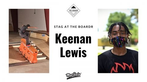 Keenan Lewis in Stag at The Boardr Presented by Marinela | TheBoardr