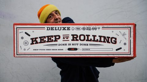 KEEP IT ROLLING | Deluxe Distribution