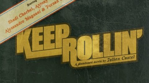 KEEP ROLLIN' (Full Movie) - BCNvideography