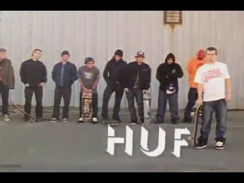 Keith Hufnagel : Roll Forever '05 - REAL Skateboards