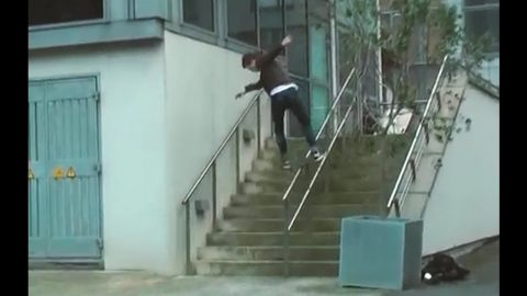 Keith Walsh - ´Best of´ Full Length Part | Reell Teamriders