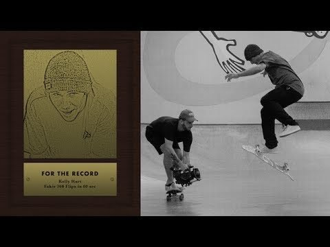 Kelly Hart - For The Record - The Berrics
