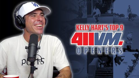 Kelly Hart's Top 9 411 Openers! | Nine Club Highlights