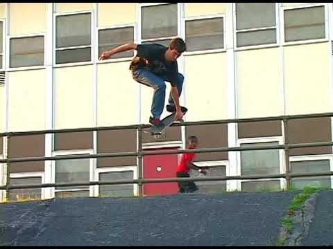 Kevin Klemme Metalboro Video Part - World Industries