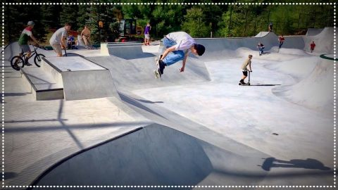 Kevin Klemme New Nashua Skatepark - World Industries