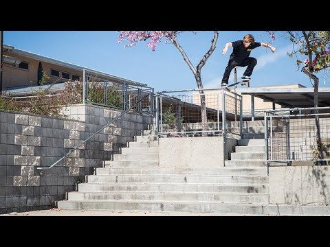 Kevin Love, SICKhead Part - TransWorld SKATEboarding