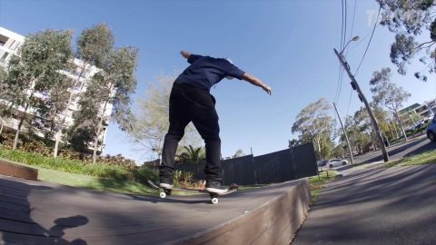 Kevin Romar In Color For Days Raw | Blind Skateboards