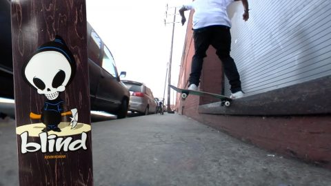 Kevin Romar - OG Reaper Series | Blind Skateboards | Blind Skateboards