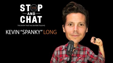 """Kevin """"Spanky"""" Long - Stop And Chat 