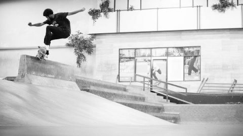 Kevin White - Jumpman Blanco - The Berrics