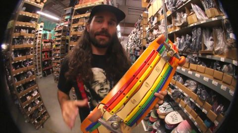 Kev's Kreations Rainbow Rail Ripper WINNER!!! | CCS