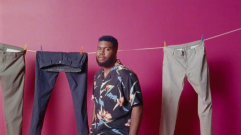 Khalid for Levi's® XX Chino | Levi's®
