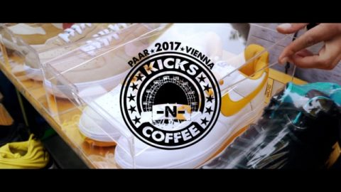 KICKS N' COFFEE VIENNA 2017 | trianglevienna