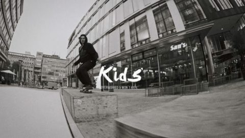 Kids - SOLO Skateboard Magazine