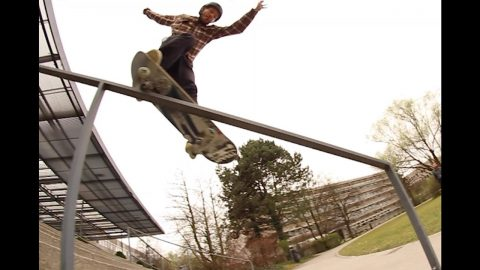 Kilian Heuberger Reellax Part | Reell Teamriders
