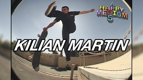 "Kilian Martin ""A Happy Medium 5"" 