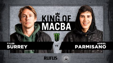 King Of Macba 2020 – Tyler Surrey VS Adriel Parmisano. Battle 8 | Macba Life