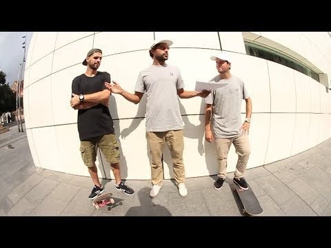 King Of Macba - Jorge Calderon VS Roger Silva. Battle 3 - Macba Life